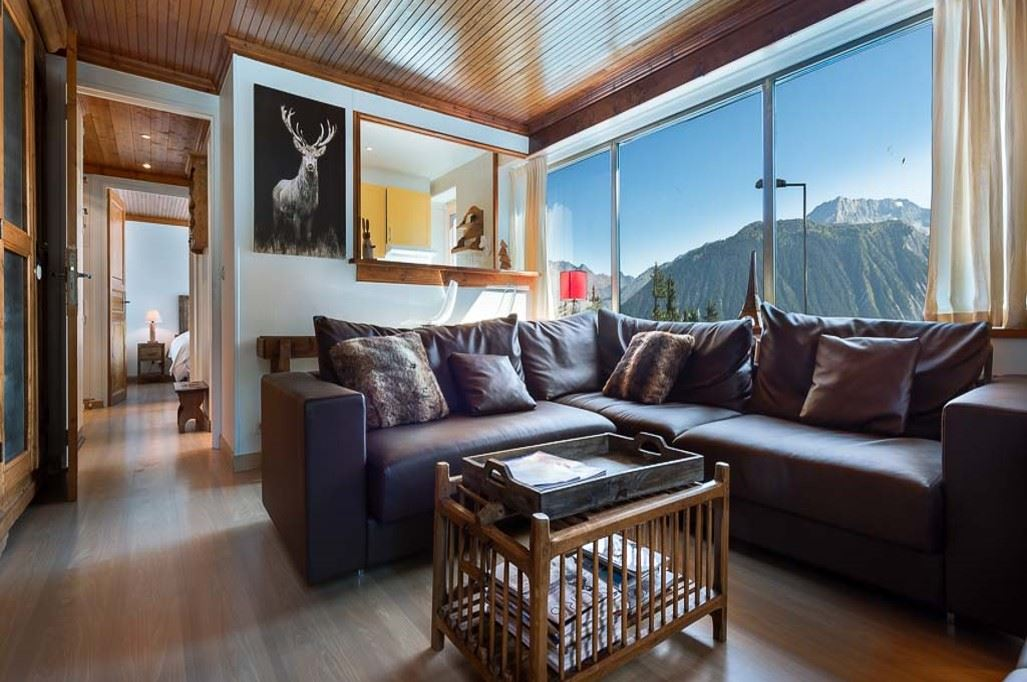5 rooms, 10 people ski-in ski-out / Borgia 501 (Mountain of exception)