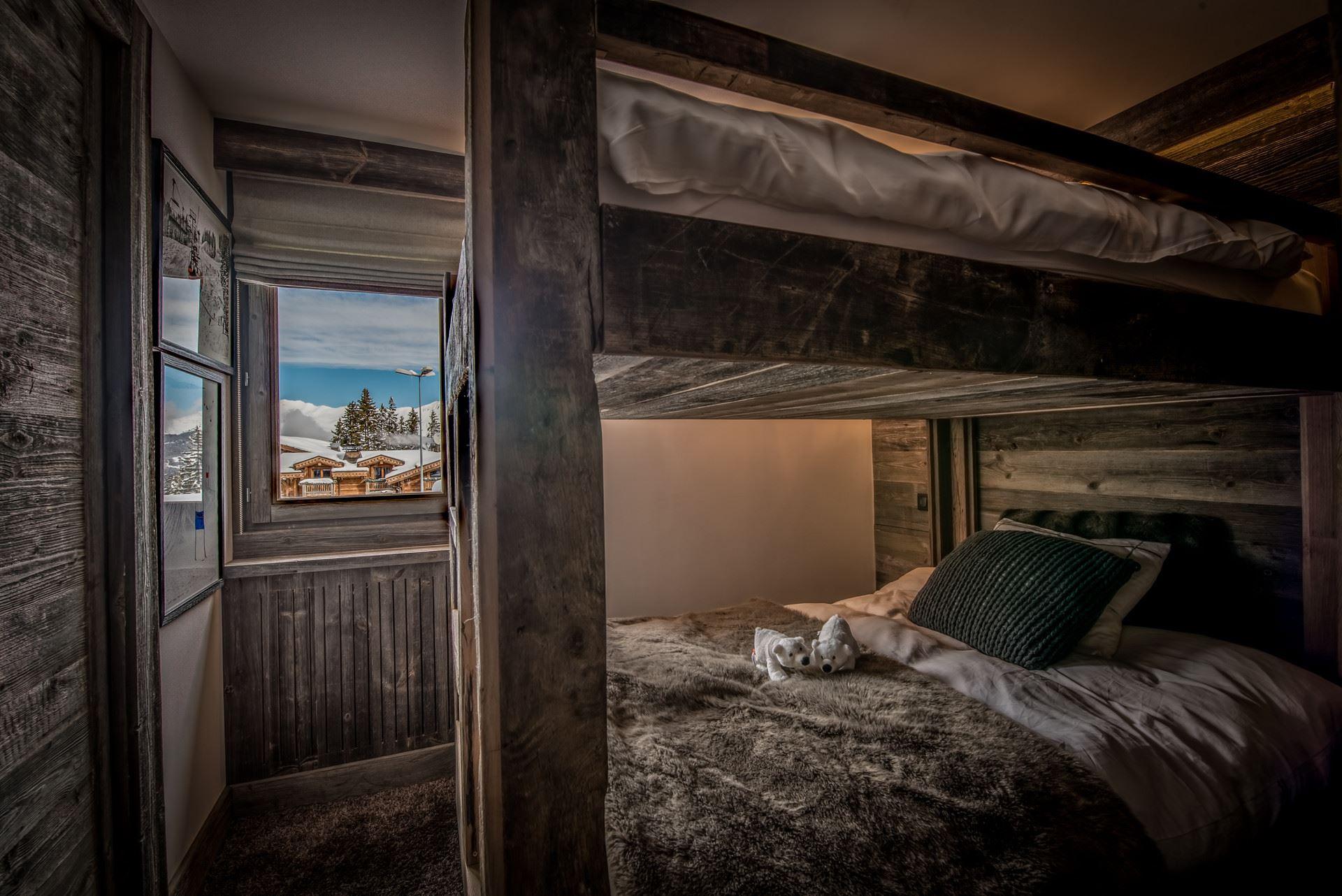 4 rooms 6 people ski-in ski-out / DIAMANT DE BELLECOTE (Mountain of dream)
