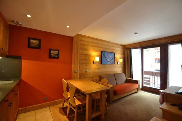 2 rooms, 5 people / Chalet du Forum A109