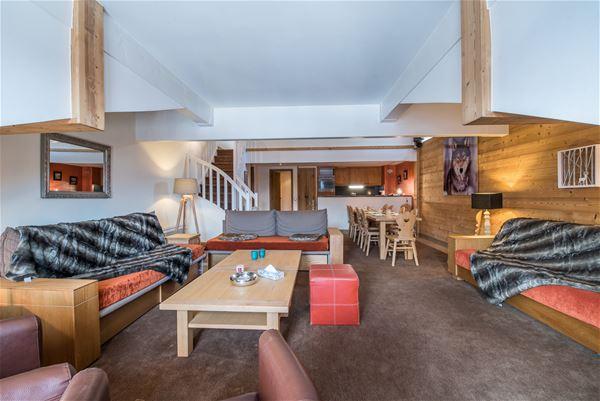 6 rooms, 10 people / Chalet du Forum A203