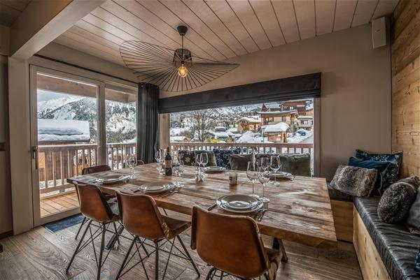 7 rooms 10 people / CHALET MAZOT DU VILLAGE (Montagne de Rêve) / Tranquillity Booking