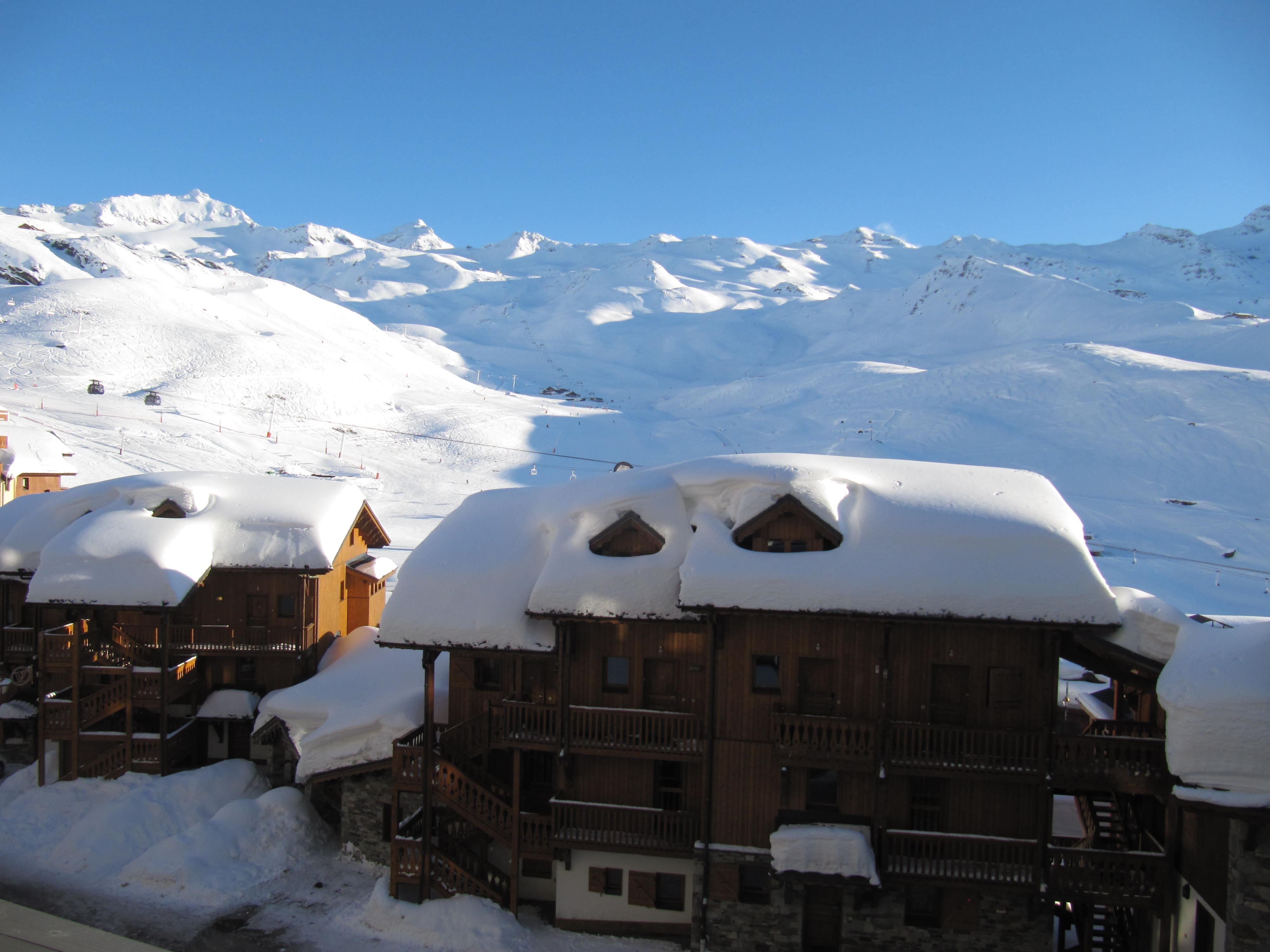 Lauzières 310 > Studio + Cabin - 3 Persons - 2 Bronze Snowflakes (Ma Clé IMMO)