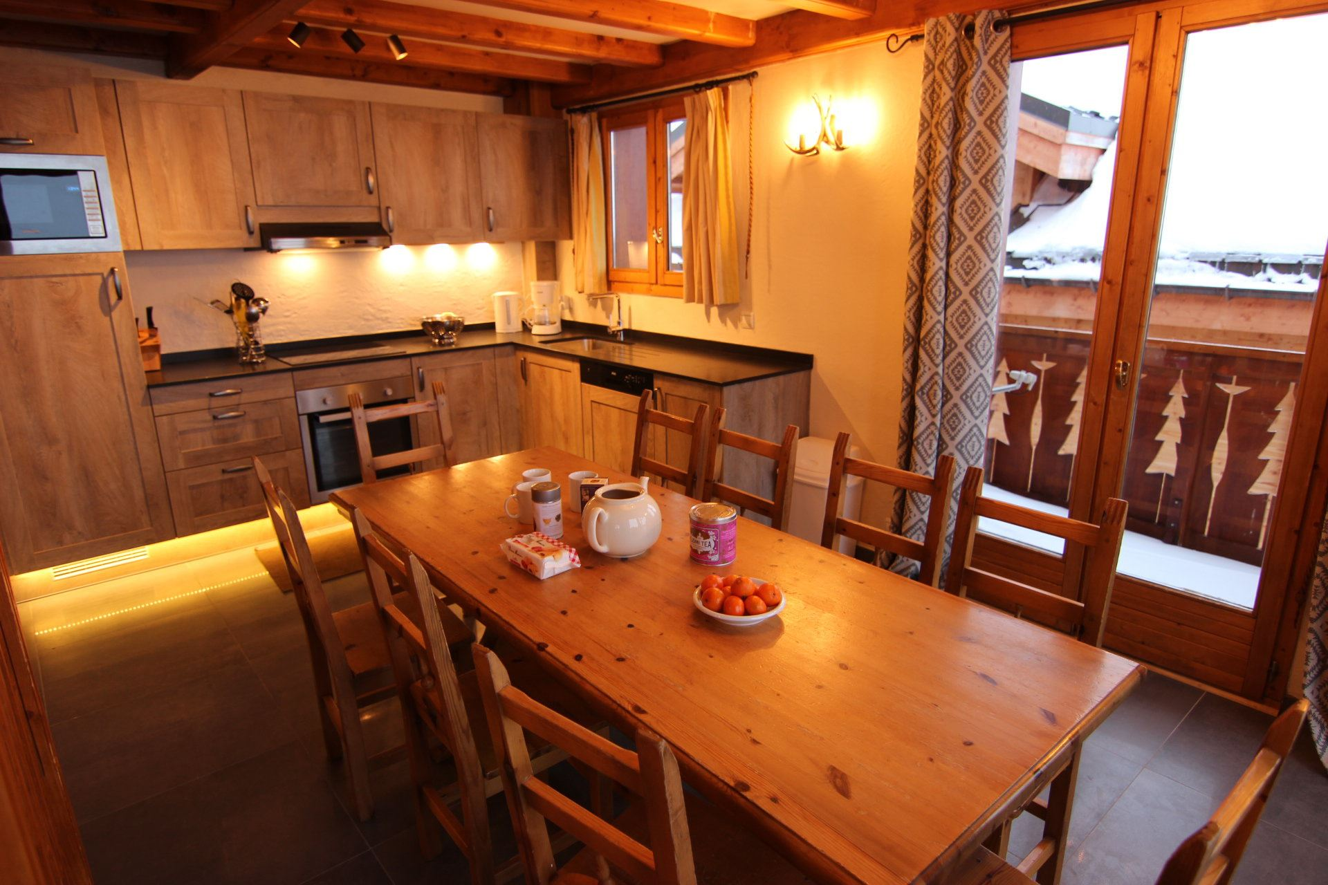 BOUQUETIN 4 / APARTMENT 5 ROOMS DUPLEX 8 PERSONS - 3 SILVER SNOWFLAKES - VTI