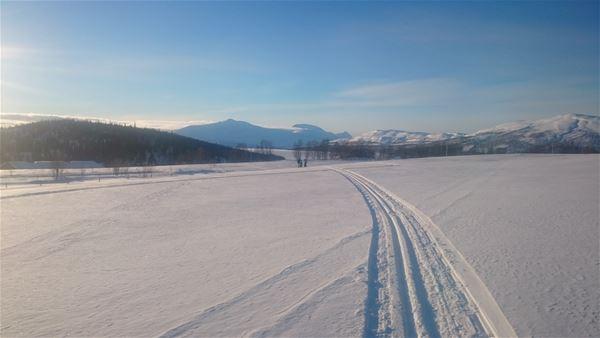 Varntresk Utleie og Turisme,  © Helgeland Reiseliv as, Vinter i Varntresk