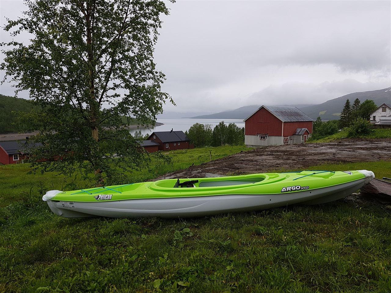 Varntresk Utleie og Turisme,  © Helgeland Reiseliv as, Kajakker leies ut