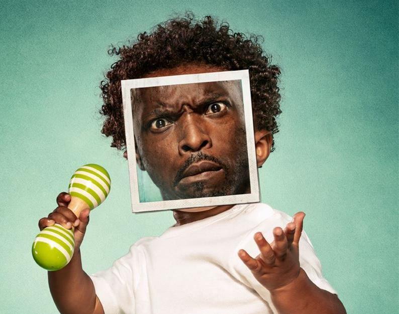 Humor: Jag, pappa? Med Kodjo Akolor