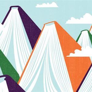 Böcker, berg och bulle!
