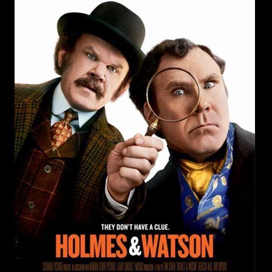 Bio - Holmes & Watson