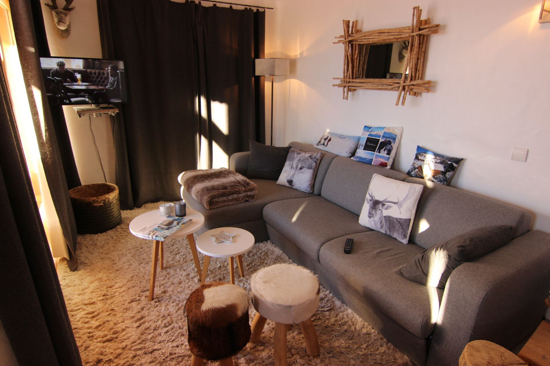 BOUQUETIN 1 / APARTMENT 4 ROOMS 8 PERSONS - VTI