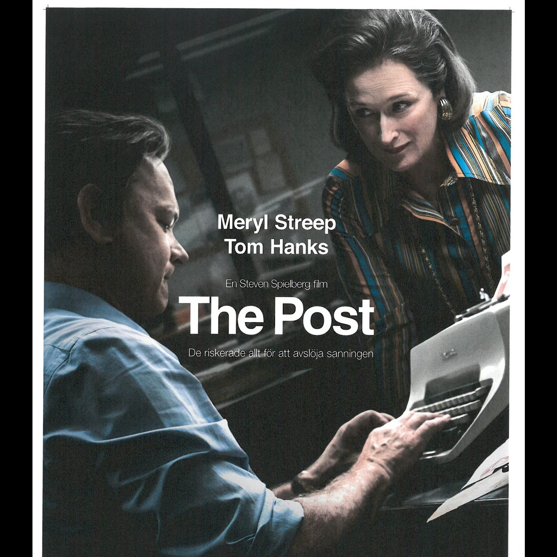Film för daglediga - The Post