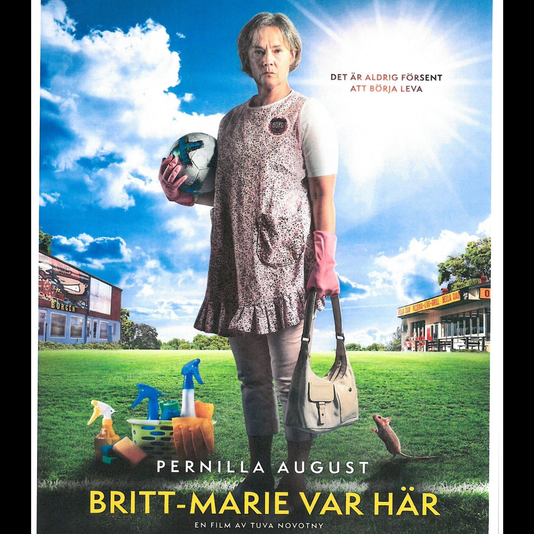 Film för daglediga - Britt-Marie var här