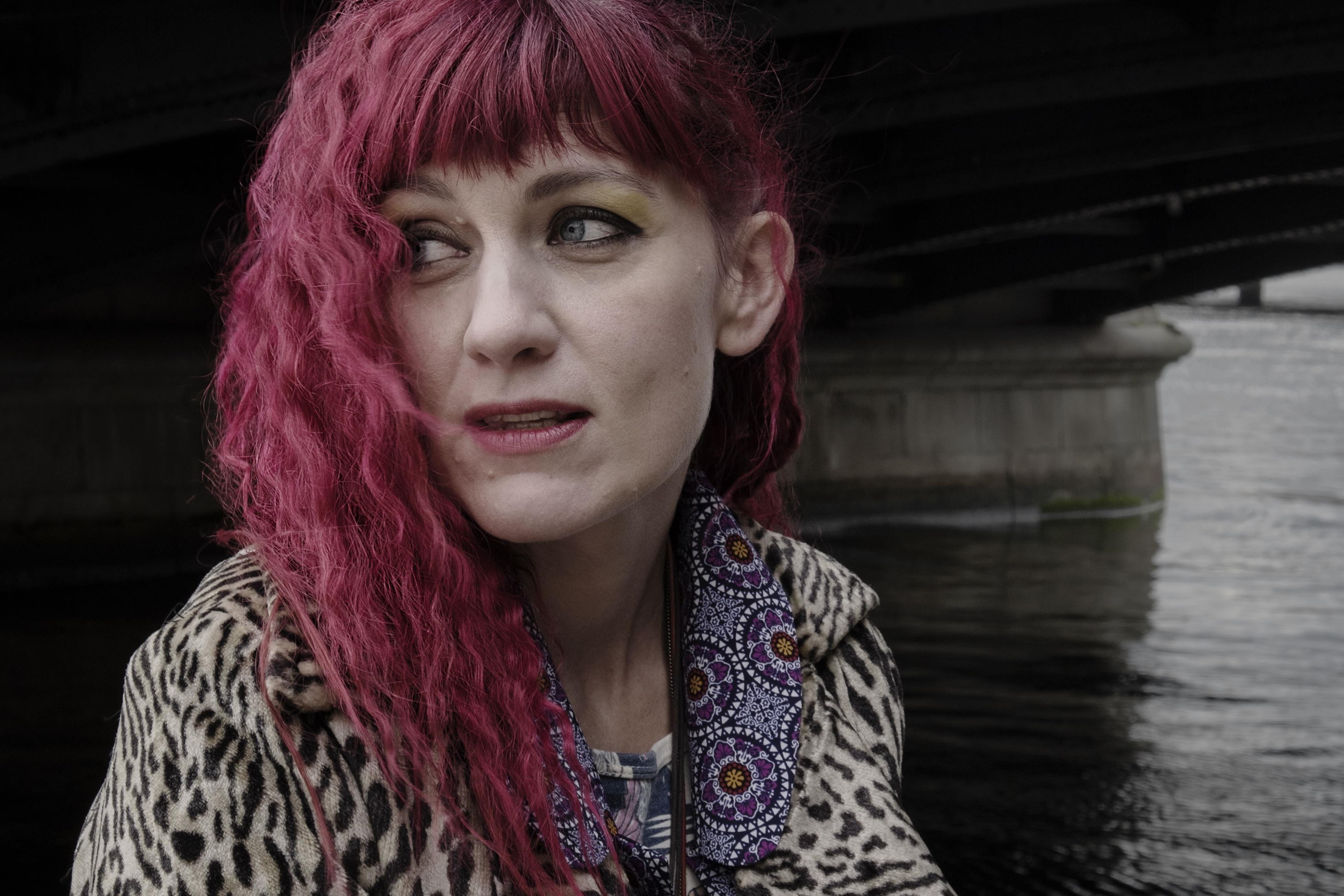 Sara Mac Kay, Skrivarworkshop för unga tjejer!