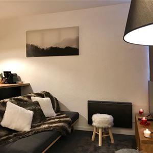 Lauzières 424 > 2 Rooms + Cabin - 4 Persons (Ma Clé IMMO)