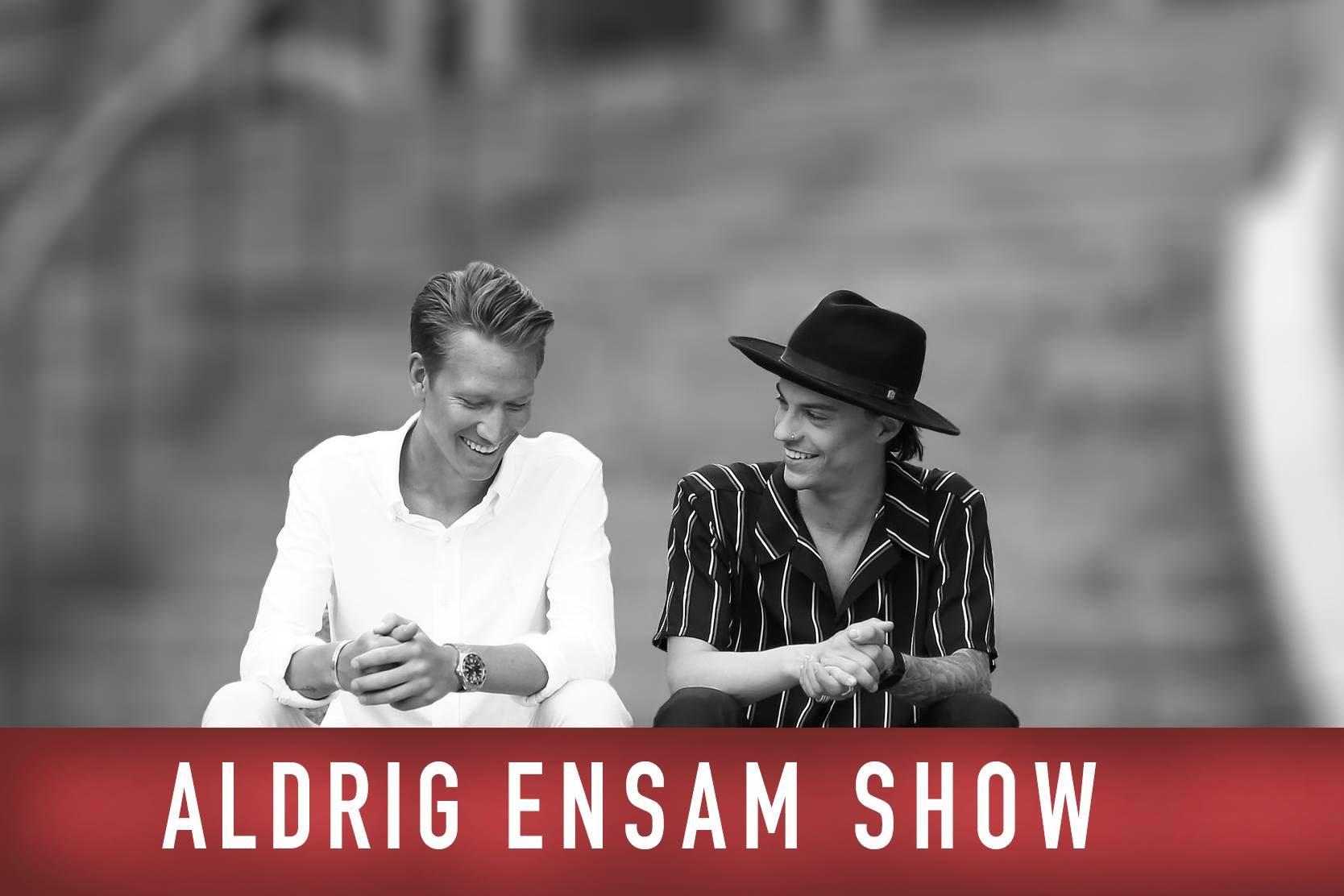Aldrig Ensam - En show som räddar liv