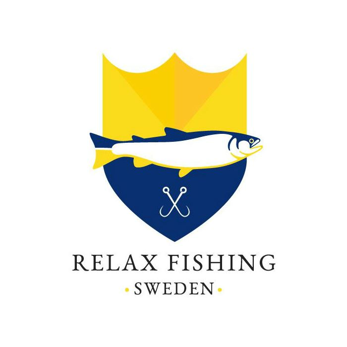 Relax Fishing Sweden -Jahreskarte Laholms Laxfiske gültig 01.03.2019 bis 14.10.2019.