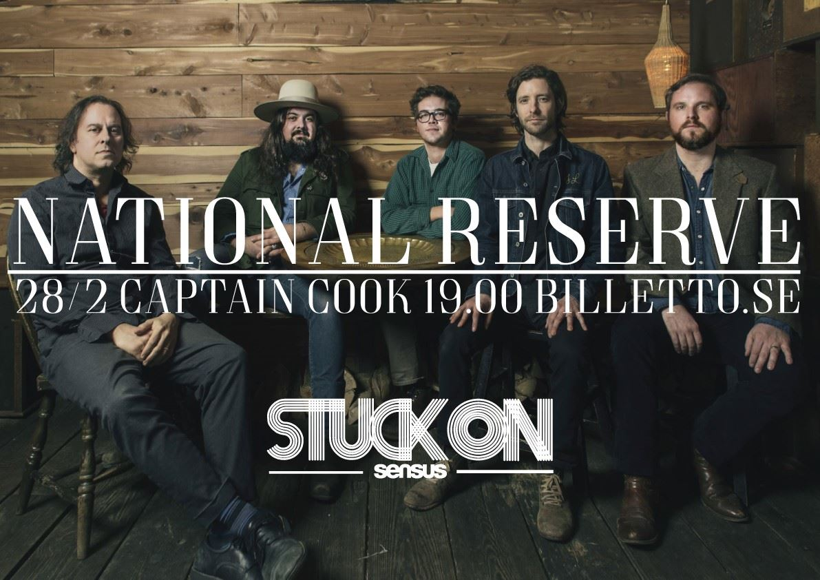 © Copy: Stuck On, Stuck on - The National Reserve