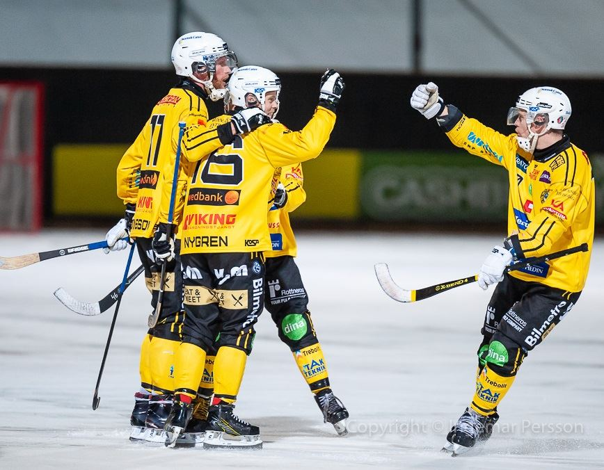 MIDSOMMARDERBY i Bandy -  Broberg vs Bollnäs GoIF