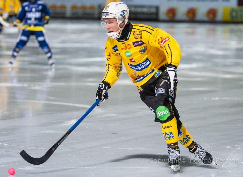 Elitseriebandy Broberg - Västerås SK