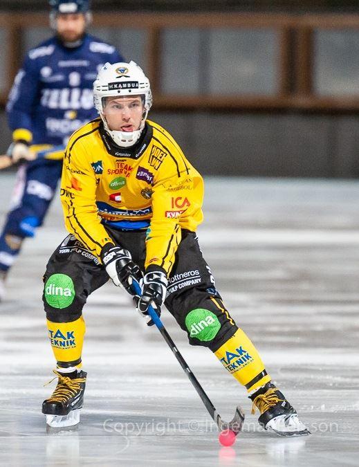 Elitseriebandy Broberg - IK Tellus