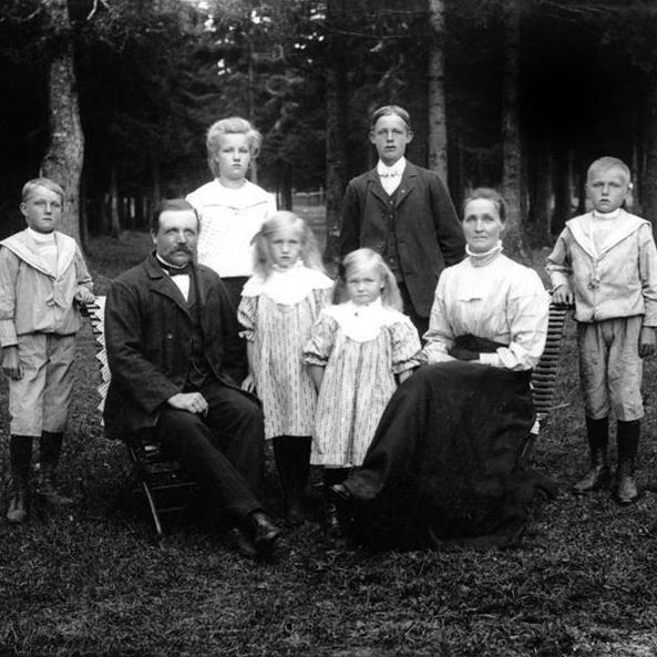 © Sundsvalls museum, Släktforskningens dag