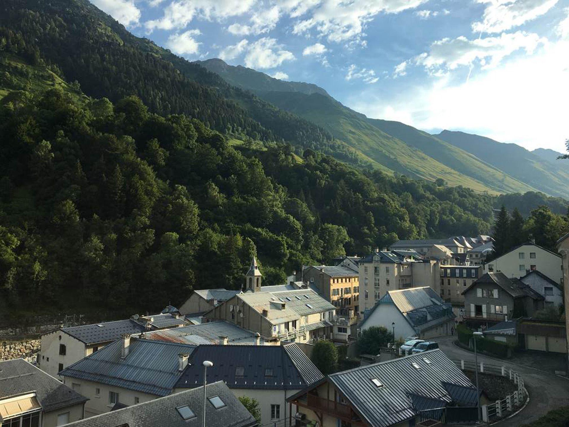 © © DACQUAY, GTB02 - Studio avec vue sur la montagne