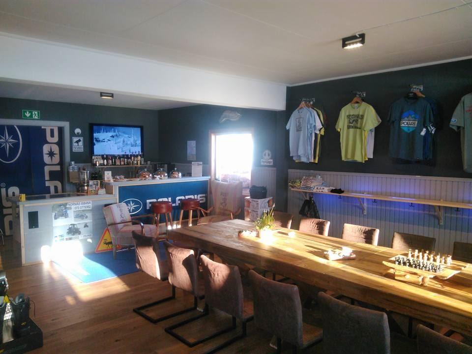 Snöskoter & Offroad Bar Nornäs (Rum)