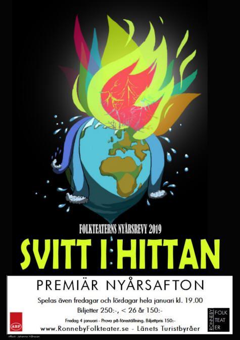 Svitt i Hittan - Nyårsrevy 2019