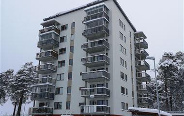 HL214 Lägenhet nära skidstadion