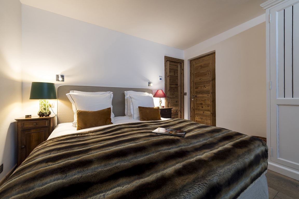 4 rooms 6 persons ski ski out / DOMAINE DU JARDIN ALPIN 401B