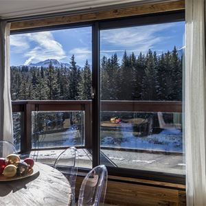 4 rooms 6 persons ski ski out / DOMAINE DU JARDIN ALPIN 401B