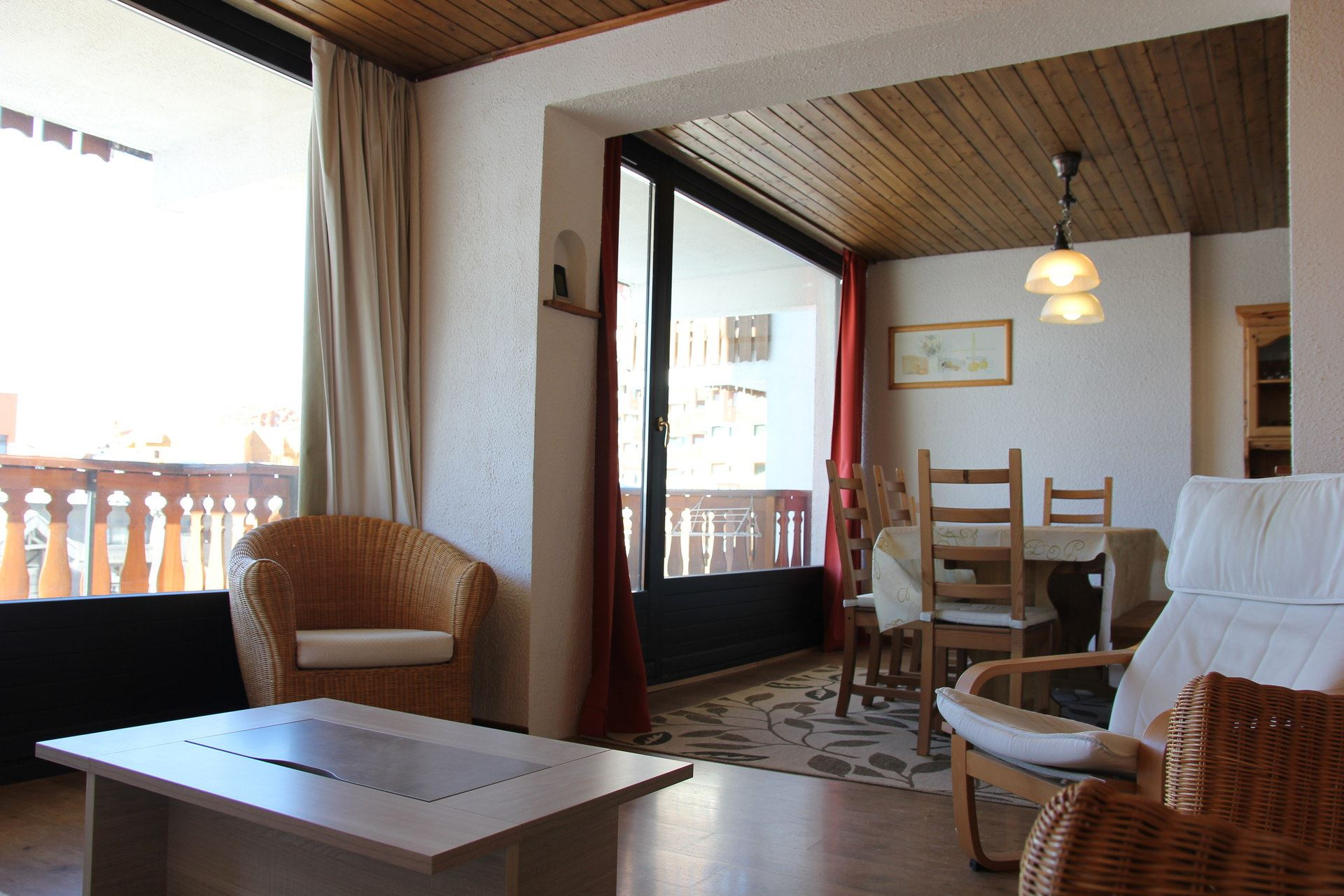 ETERLOUS 30 / APARTMENT 3 ROOMS 8 PERSONS - CI