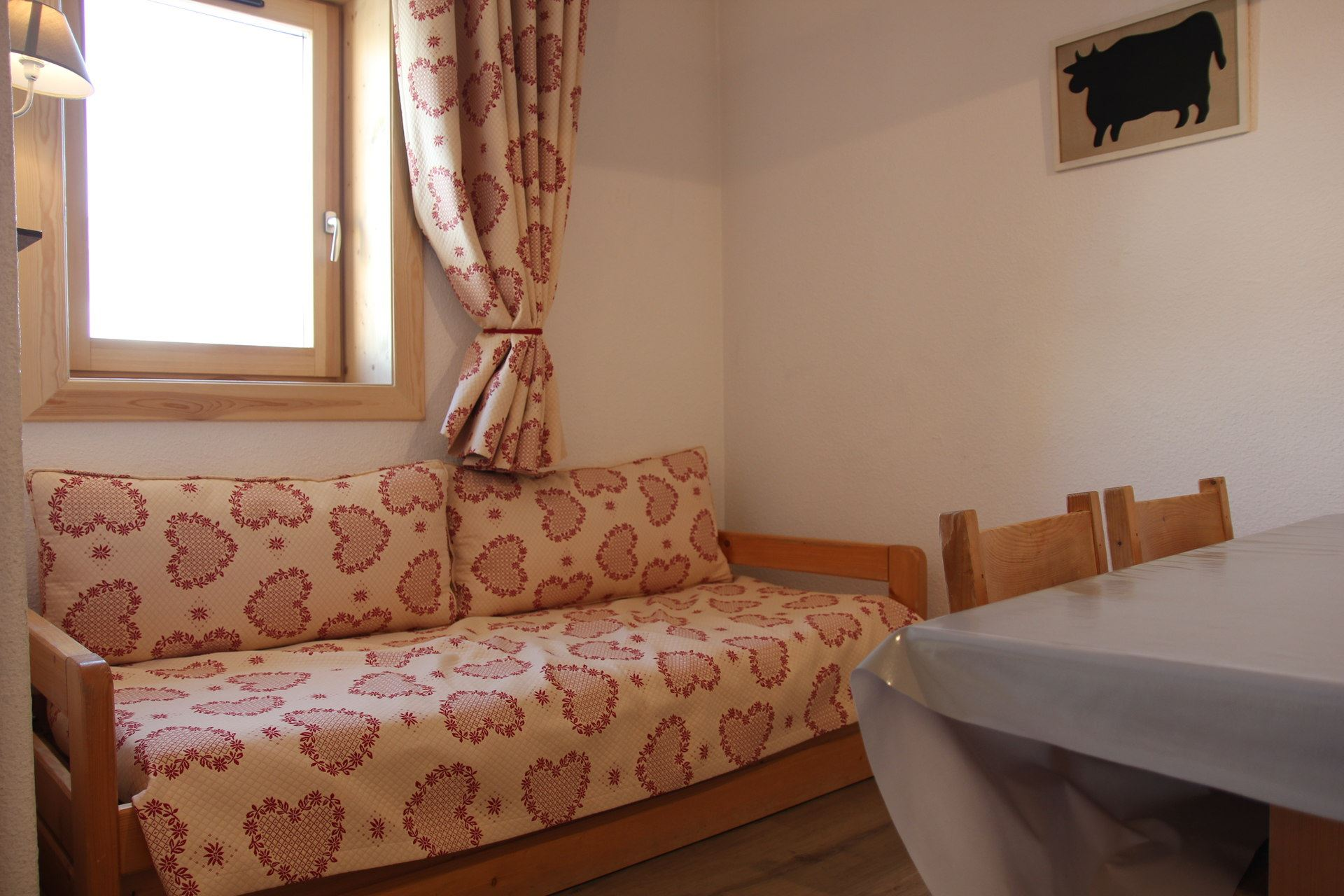 ARCELLE 403 / 2 ROOMS 4 PERSONS - 1 BRONZE SNOWFLAKES - CI