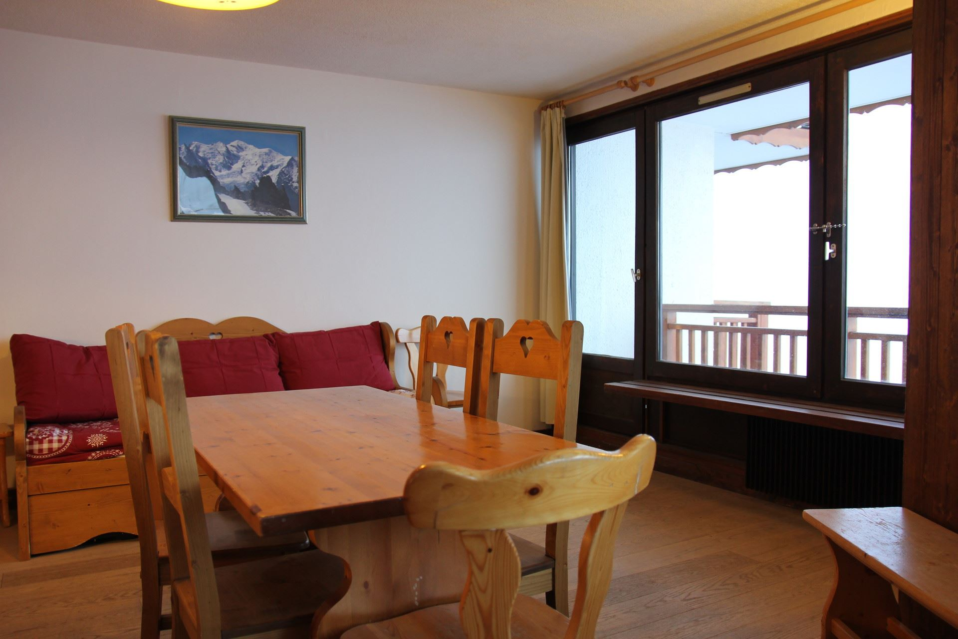 HAUTS DE CHAVIERE A27 / APARTMENT 2 ROOMS 6 PERSONS - CI