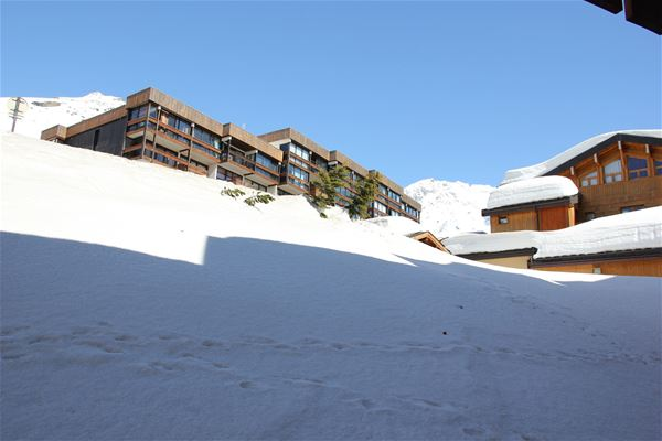 HAUTS DE LA VANOISE 213 / STUDIO 2 PEOPLE - 1 BRONZE SNOWFLAKE - CI