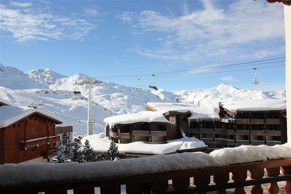 HAUTS DE LA VANOISE 303 / STUDIO 2 PEOPLE - 1 BRONZE SNOWFLAKE - CI