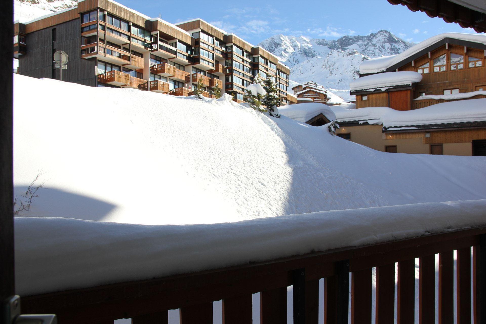 HAUTS DE LA VANOISE 314 / STUDIO 4 PERSONS - 2 SILVER SNOWFLAKES - CI