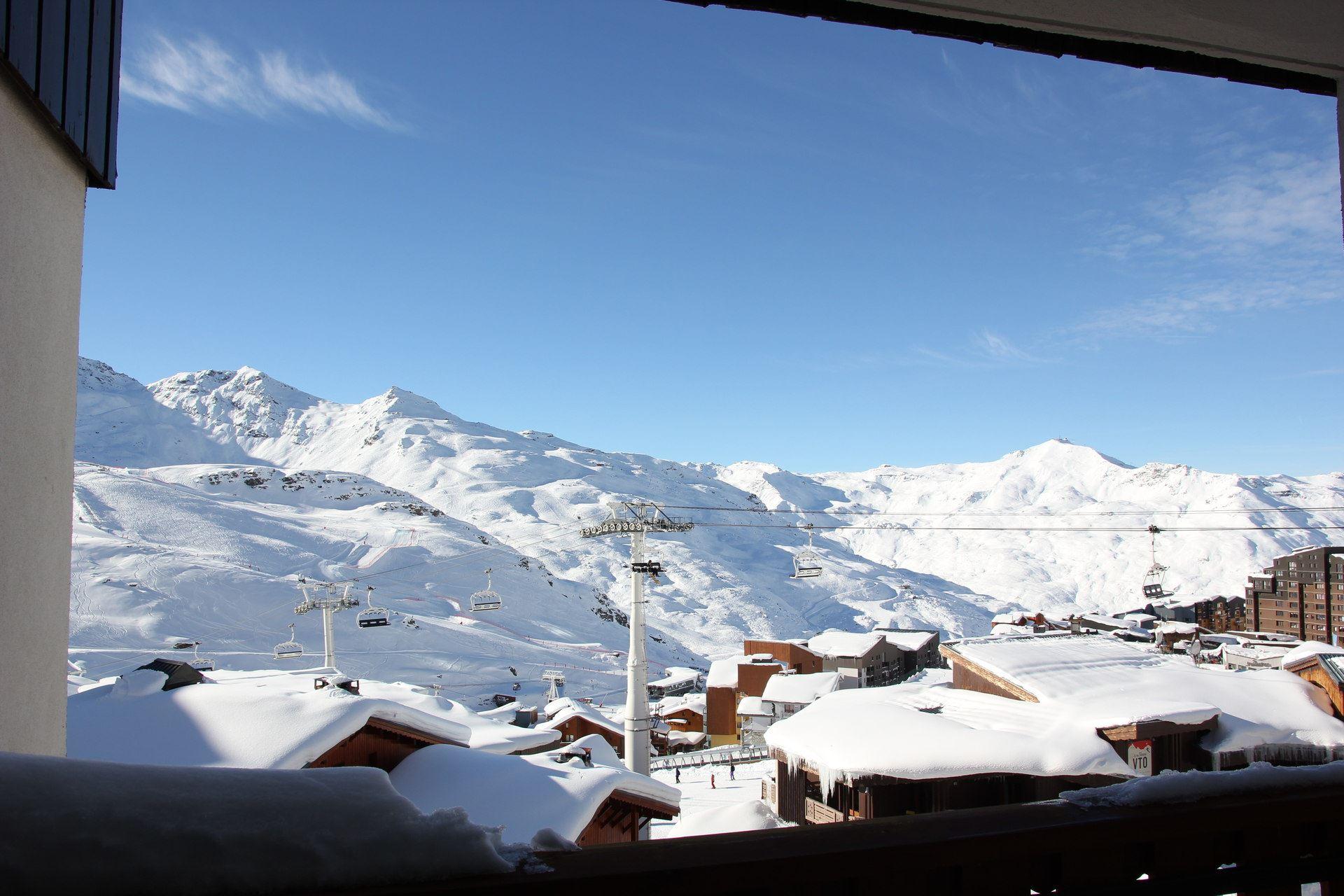 HAUTS DE LA VANOISE 603 / STUDIO 3 PEOPLE - 1 BRONZE SNOWFLAKE - CI