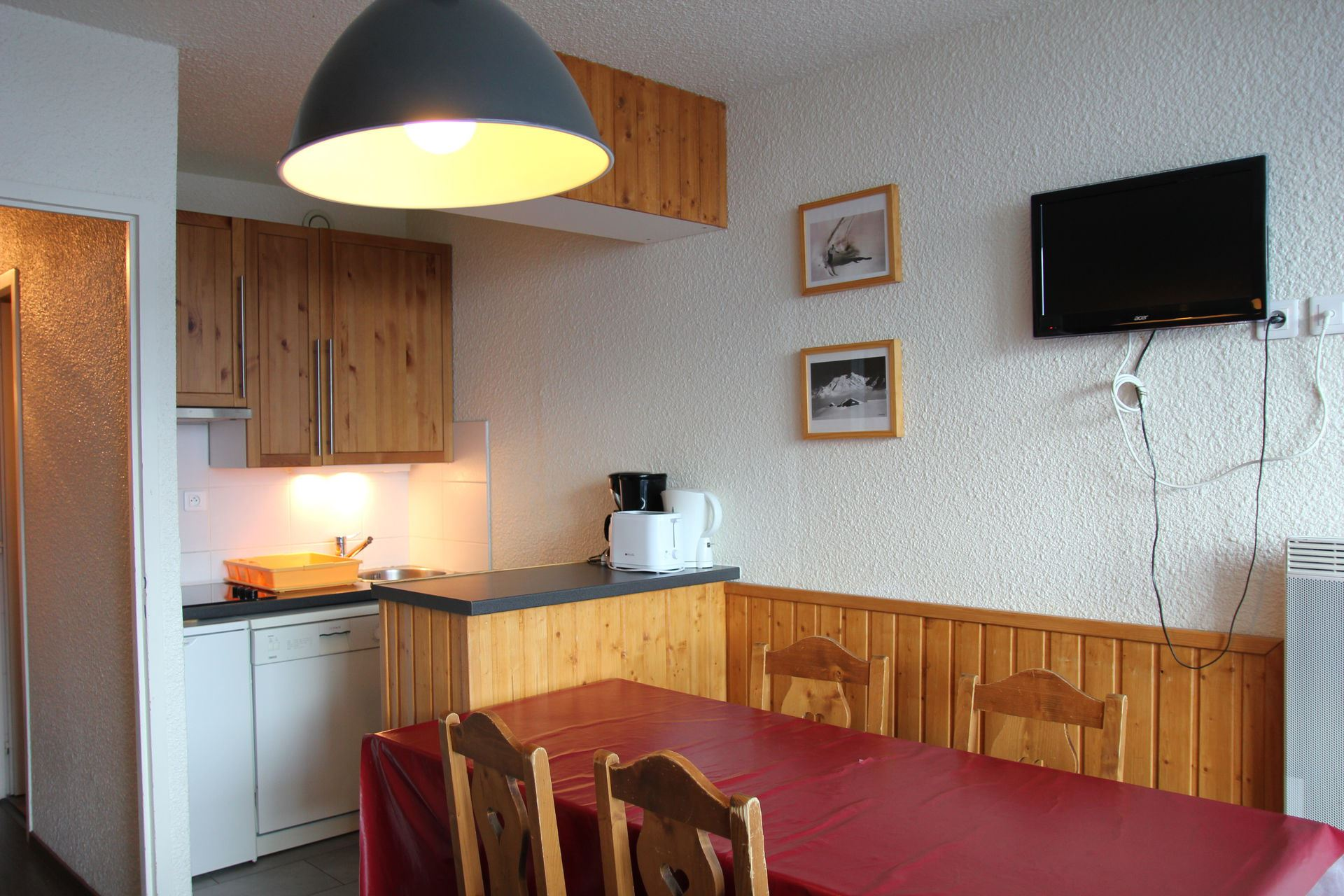 LAC DU LOU 313 / APARTMENT 3 ROOMS 6 PERSONS - CI