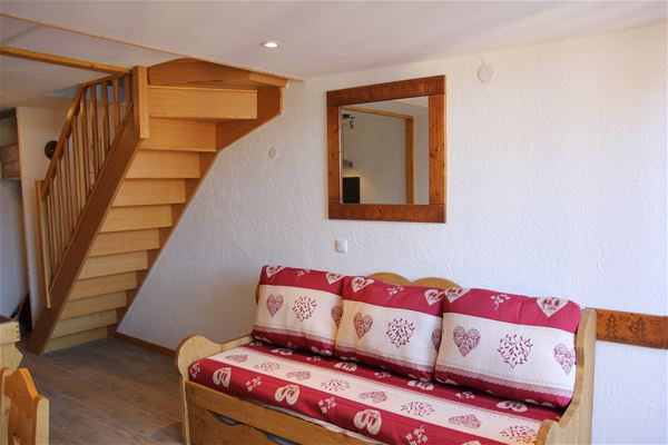 SILVERALP 679 / APARTMENT 2 ROOMS 4 PERSONS - 3 SILVER SNOWFLAKES - CI