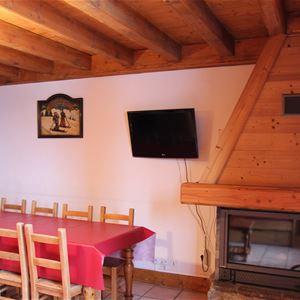 CHALET LES TROLLES 1 / APARTMENT 4 ROOMS 8 PERSONS - 3 SILVER SNOWFLAKES - CI