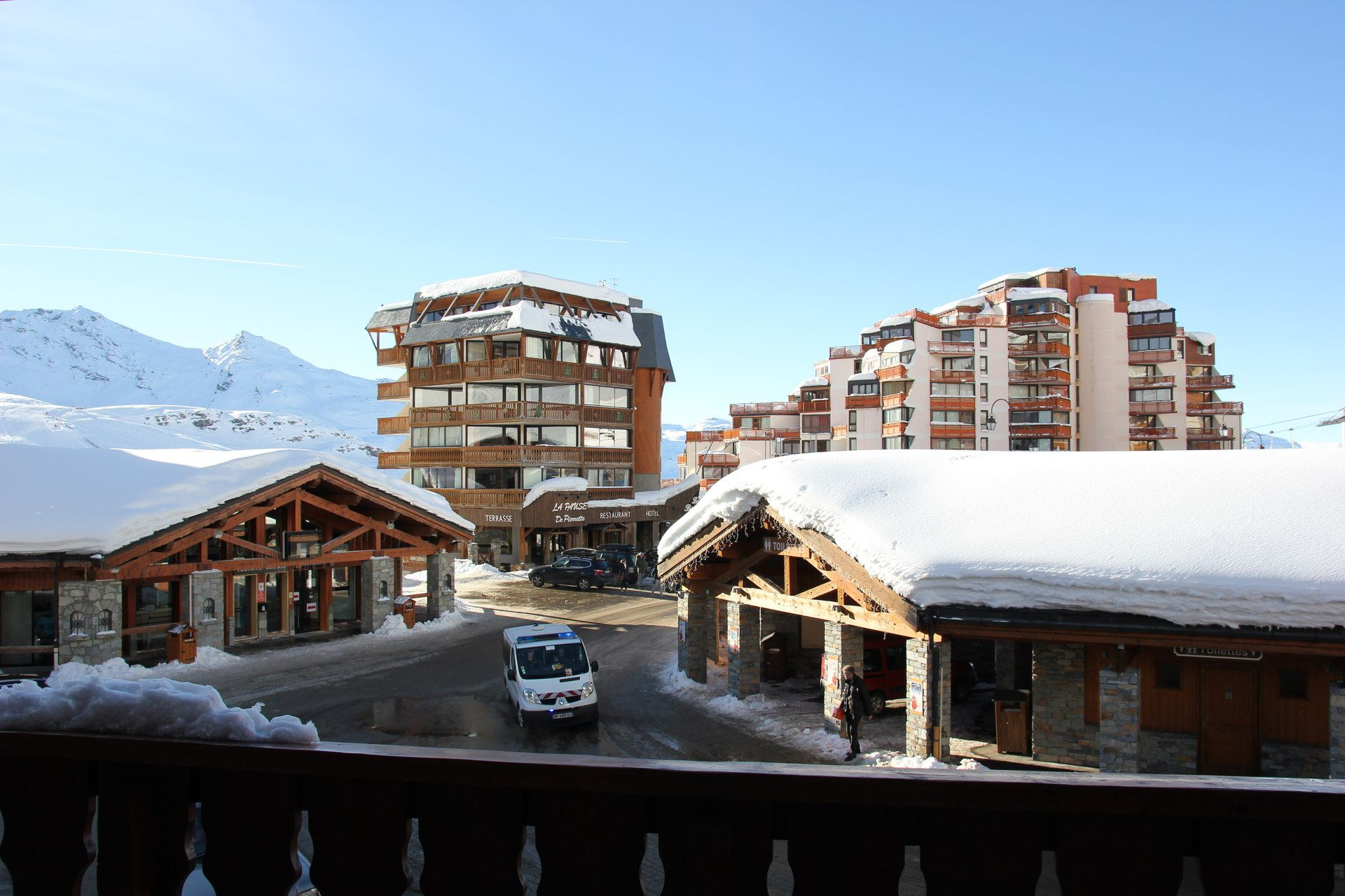 CHALET LES TROLLES 3 / APARTMENT 6 ROOMS 10 PERSONS - 3 SILVER SNOWFLAKES - CI