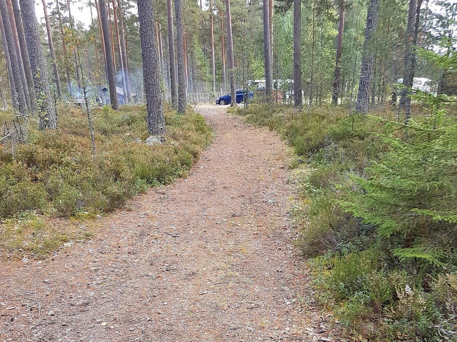 Säfsen Sommarbackyard - Gå, lunka och löp