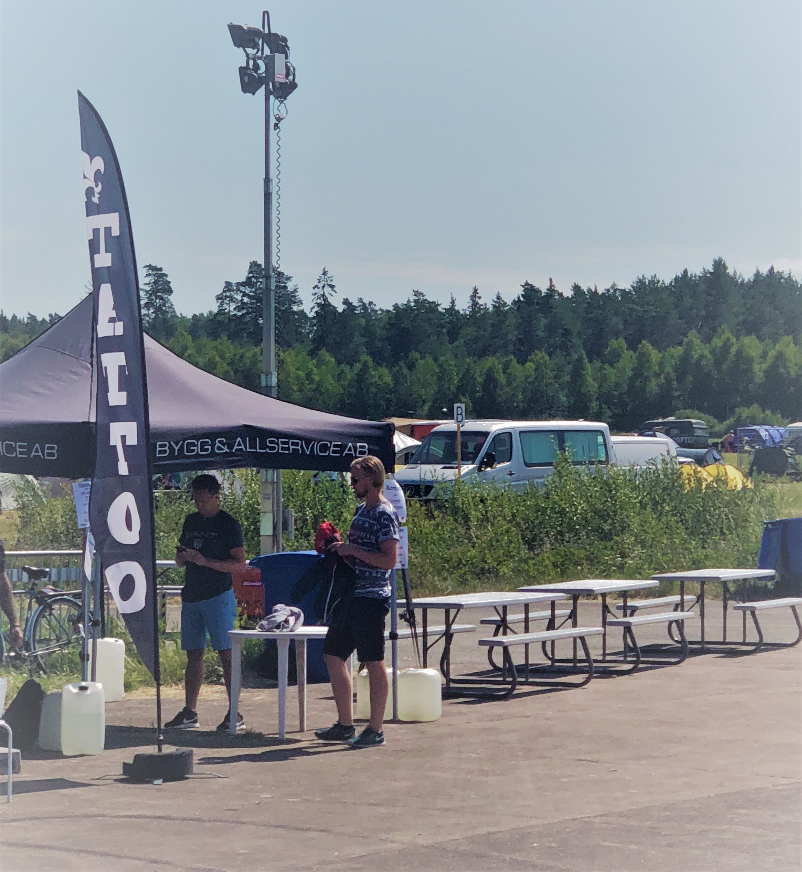 Hovby Camping - Power Big Meet 2019