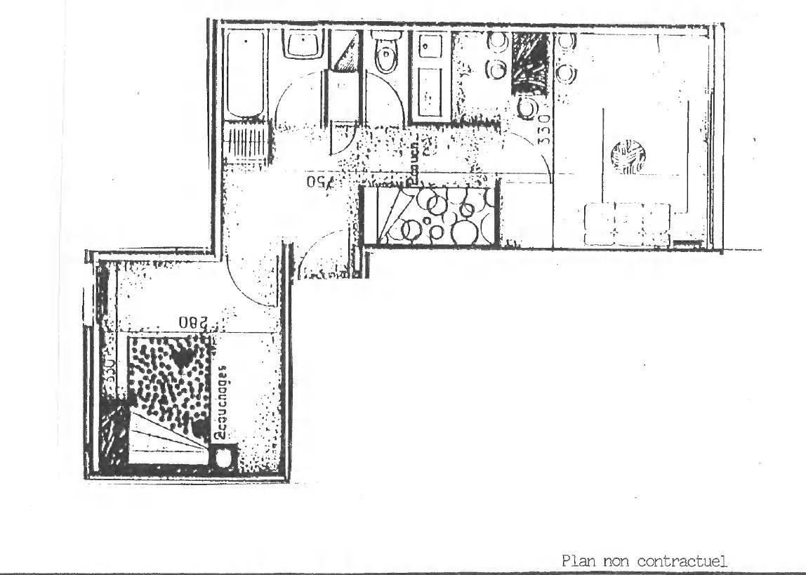 LAC DU LOU 207 / APARTMENT 2 ROOMS 6 PERSONS - CI