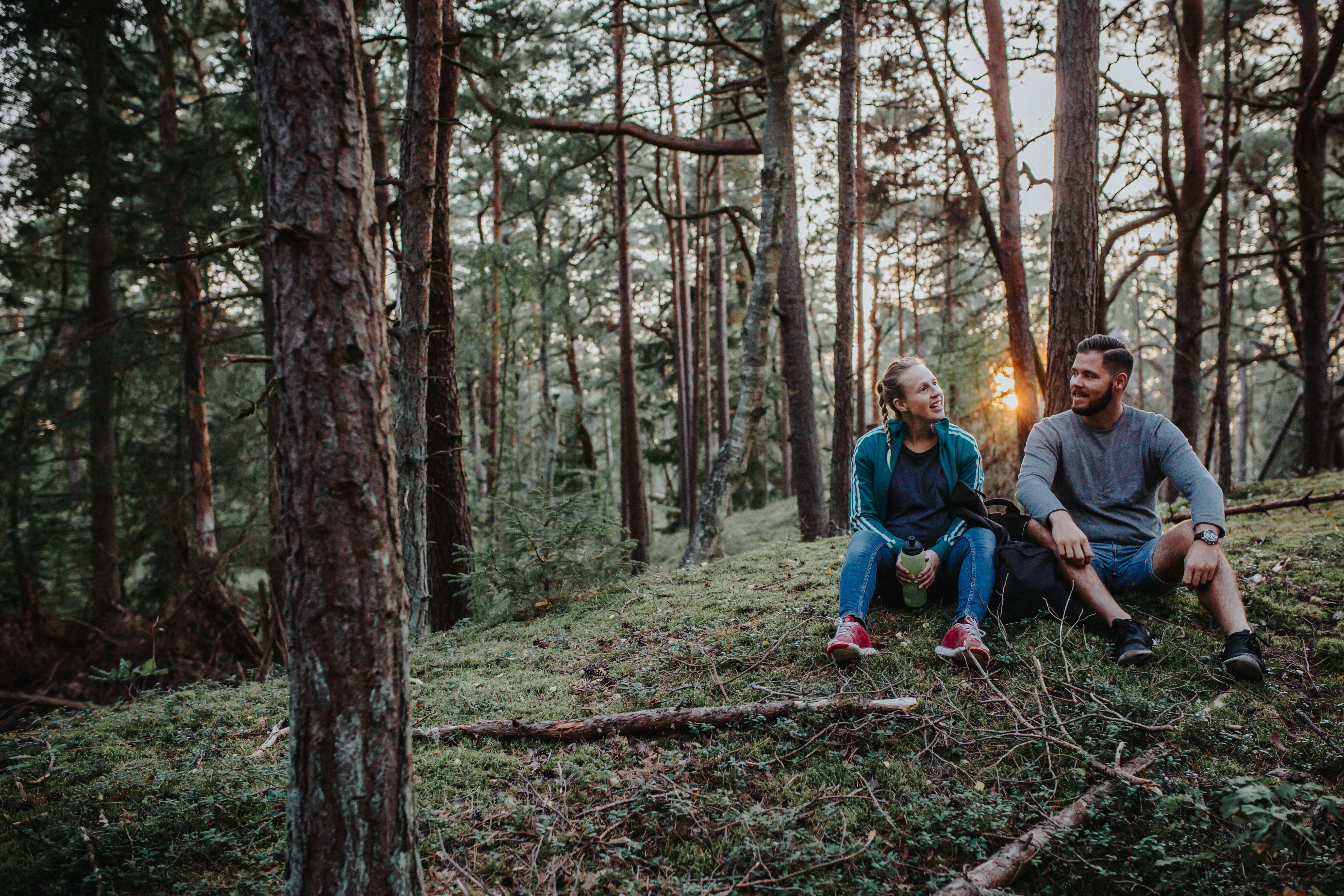 © Lena Evertsson, Strövområdet Djurholmen