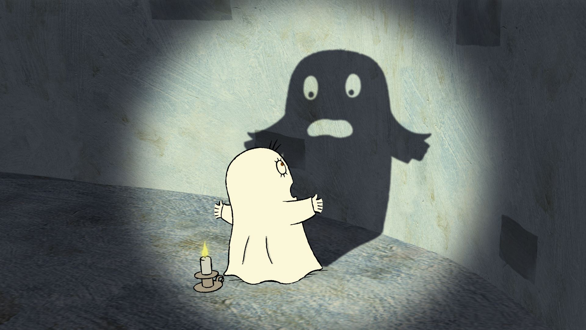 Barnbio: Lilla spöket Laban