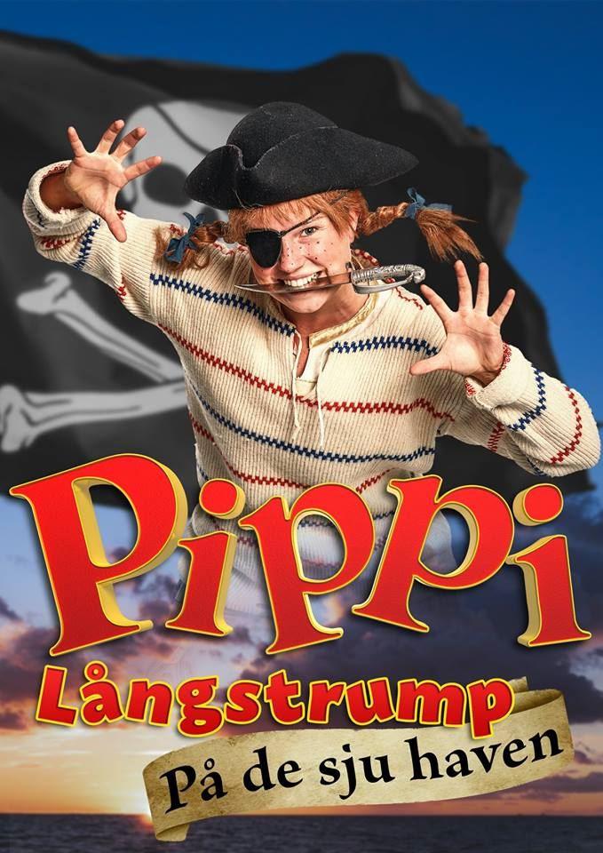 Sommarteater - Pippi Långstrump på de sju haven