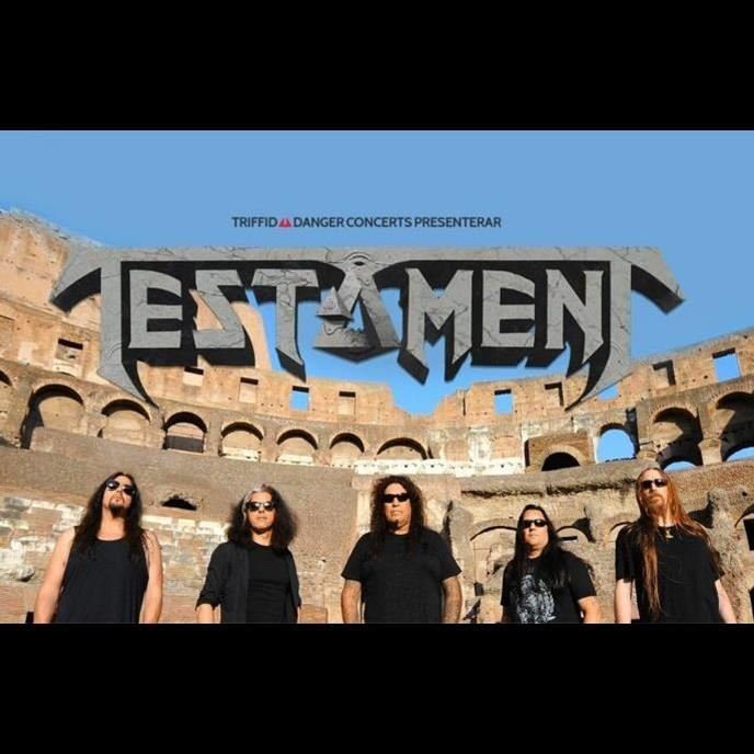 Testament + support