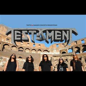 Testament + support