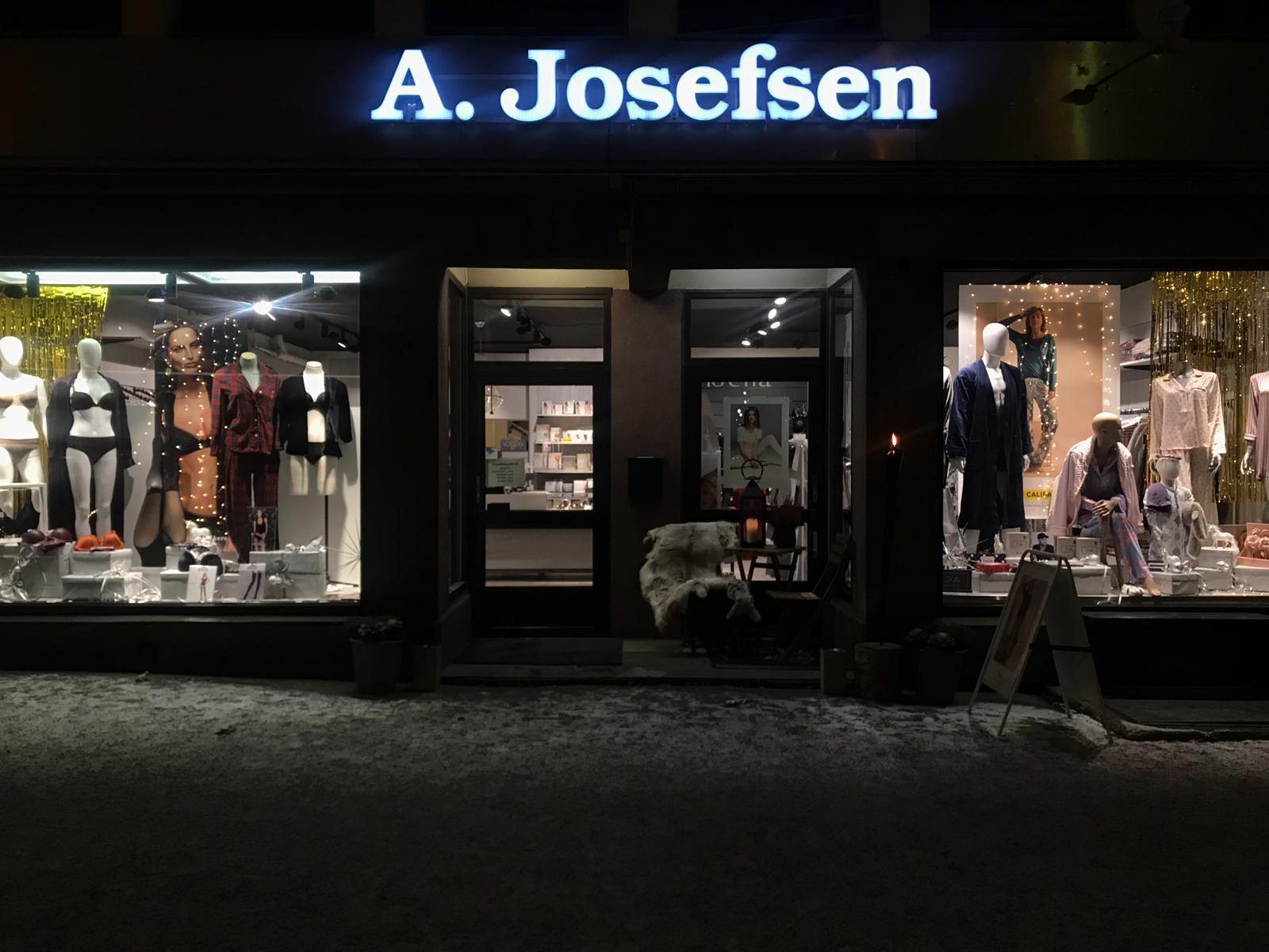 A. Josefsen